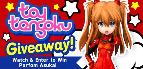 Toy Tengoku – Episode 57 – Evangelion Parfom Asuka!