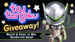 Toy Tengoku – Episode 58 – Overwatch Nendoroid Genji!