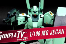 Gunpla TV – Episode 283 – MG Jegan!