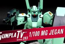 Gunpla TV – Episode 283 – MG Jegan!