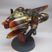 "1/35 Luna Diver Stingray ""Operation Dynamo"" by  Hasegawa – Build"