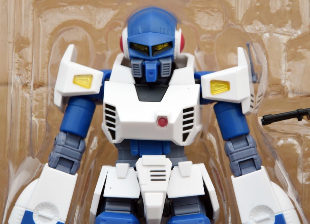 Hi-Metal R Techroid Blader by Bandai (Part 1: Unbox)