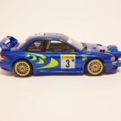 1/24 Tamiya Subaru Impreza WRC