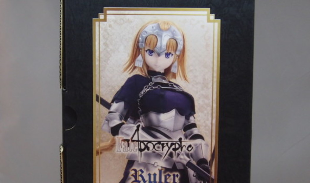 1/3 Fate/Apocrypha: Ruler (Obitsu 50cm/AZO2 Body) by Azone – Unbox