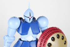 Robot Damashii YMS-15 Gyan ver. A.N.I.M.E. by Bandai (Part 2: Review)