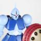 Robot Damashii YMS-15 Gyan ver. A.N.I.M.E. by Bandai (Part 2: Review)