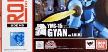 Robot Damashii YMS-15 Gyan ver. A.N.I.M.E. Unboxing