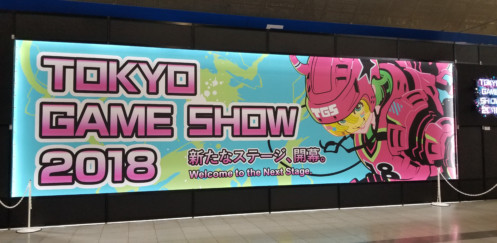 Conquering Tokyo Game Show 2018