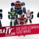 Gunpla TV – Episode 291 – MODEROID Six God Combination God Mars