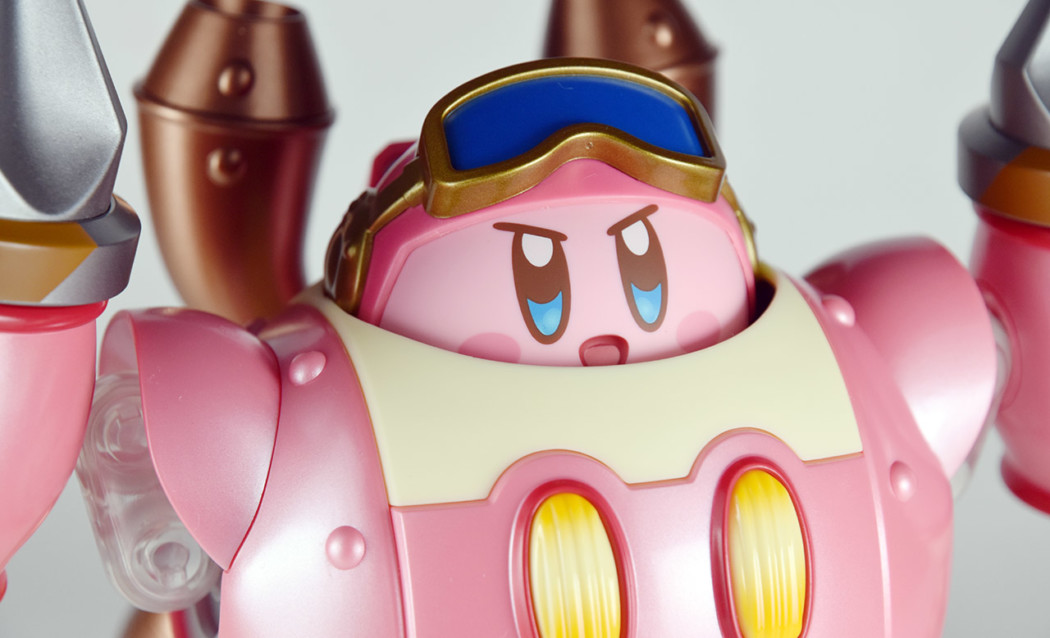 Nendoroid More: Robobot Armor & Kirby by Good Smile Company (Part 2: Review)