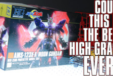 1/144 HGUC Moon Gundam Unboxing
