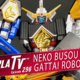 Gunpla TV – Episode 296 – Neko Busou & Gattai Robo!