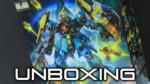 RE100 1/100 Gyunei Guss's Jadg Doga Unboxing