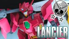 HGBD Impulse Gundam Lancier Review