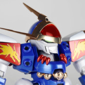 Robot Damashii Ryujinmaru 30th Anniversary Special Edition by Bandai (Part 2: Review)