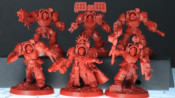 Space Marine Heroes Series 2