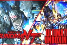 Gundam Narrative Unboxing – HGUC Sinanju Stein & Gundam Phenex