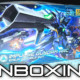HGBD Impulse Gundam Arc Unboxing