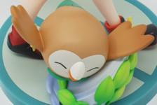 Moon with Rowlet by Kotobukiya (Review)