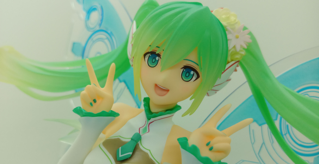 Hatsune Miku GT Project: Racing Miku 2017 Ver. by Good Smile Company (Review)