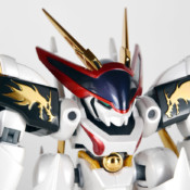 Robot Damashii Ryuomaru 30th Anniversary Special Edition by Bandai (Part 2: Review)