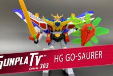 Gunpla TV 303 HG Go-Saurer