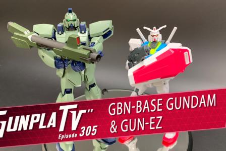 Gunpla TV - HGUC Silver Bullet Suppressor - HobbyLink tv