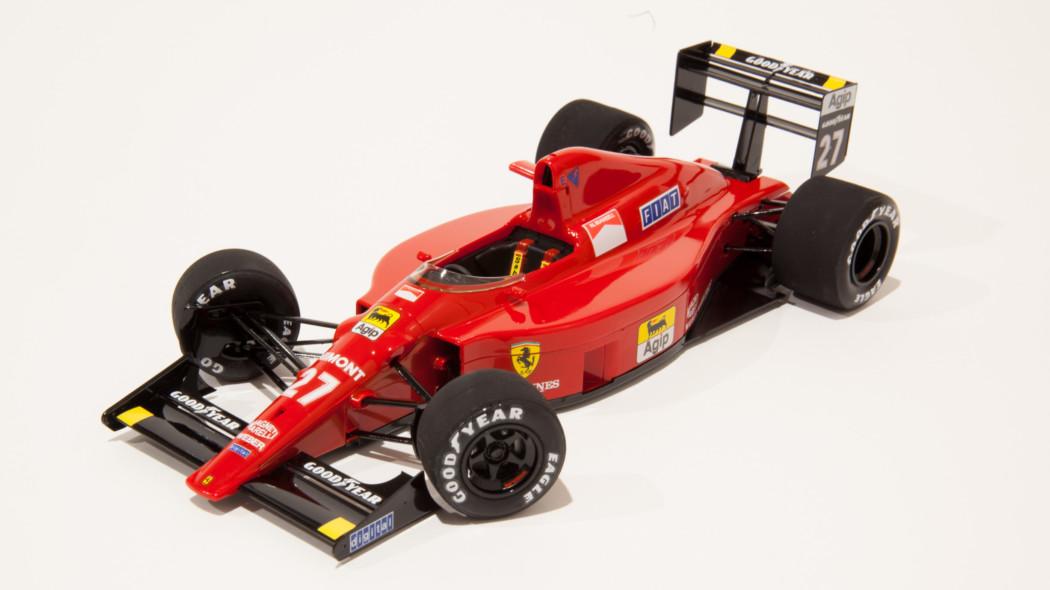 1/20 Tamiya Ferrari F1-89