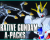Narrative Gundam A-Packs Unboxed & Reviewed
