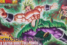 Figure-rise Standard Super Sayian Broly Full Power