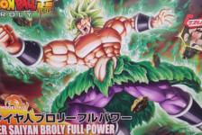Figure-rise Standard Super Sayian Broly Full Power