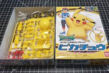 Pokemon Plamo Collection Pikachu N.19 and N.41 (Part 1)