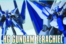 HGBD Gundam Zerachiel