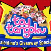 Toy Tengoku Valentine's Giveaway