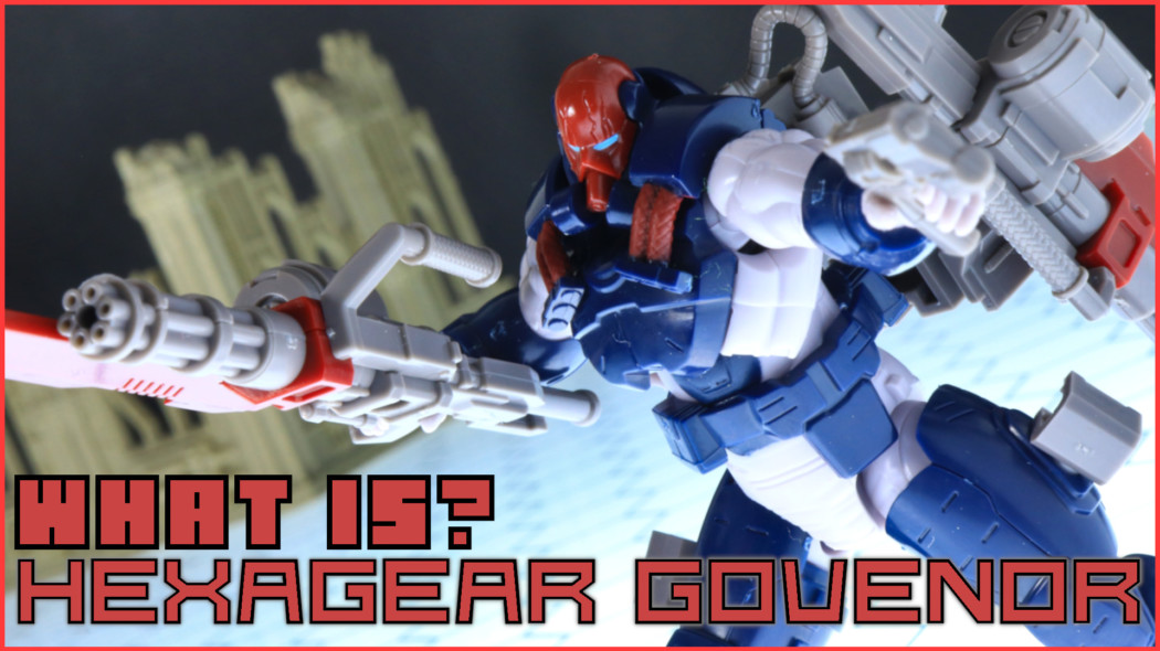1/24 Hexa Gear GOVERNOR Para-Pawn Expander