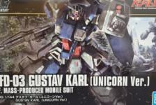 1/144 HGUC Gustav Karl (Unicorn Ver.)