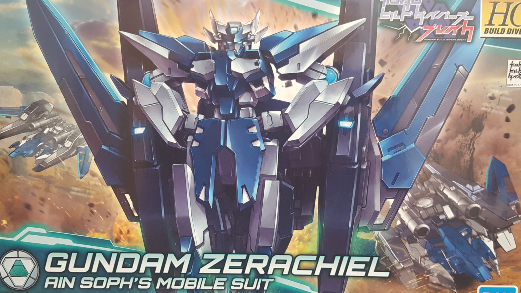 1/144 HGBD Gundam Zerachiel