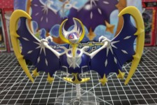 Pokemon Pokepura #40 Select Series Lunala Review