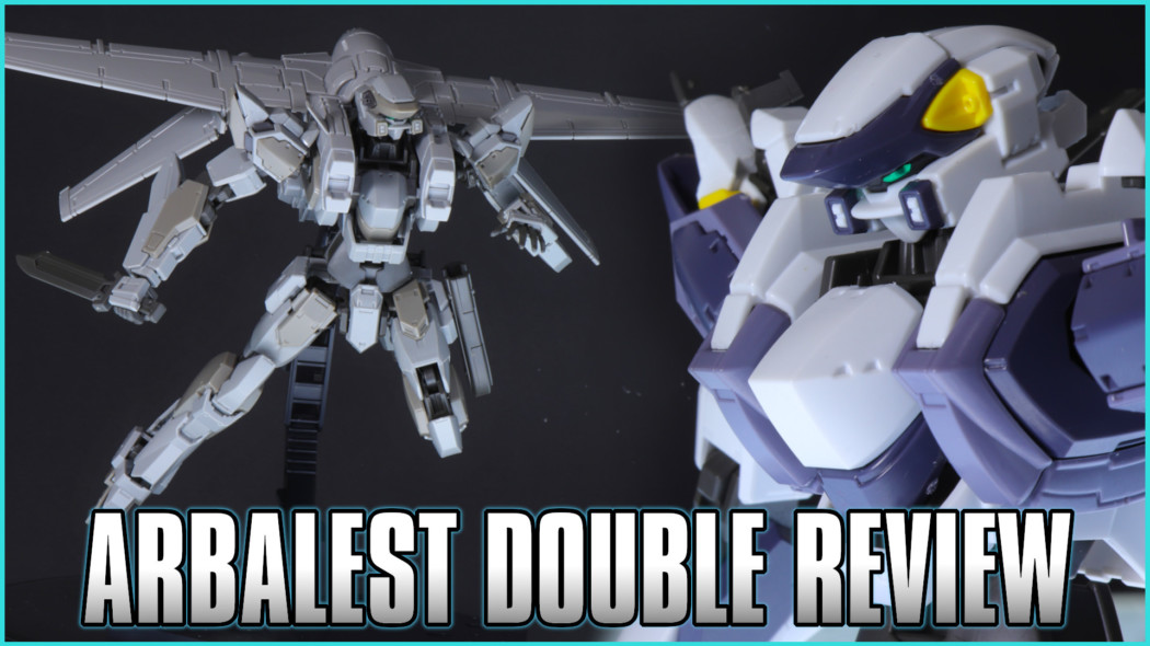 1/60 Arbalest Double Kit Review