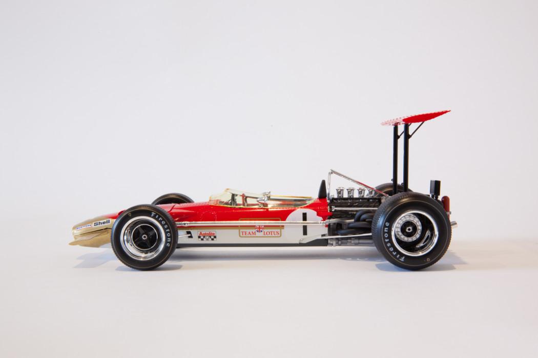 1/20 Ebbro Lotus 49B 1968