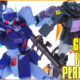 Robot Damashii GM Sniper II and Zaku High Mobility Black Tri Stars Review