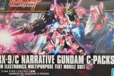 1/144 HGUC Narrative Gundam C-Packs