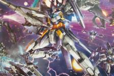 1/100 MG Gundam AGEII Magnum