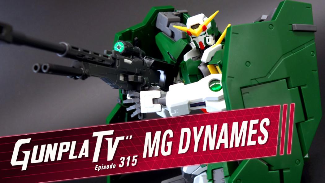 Gunpla TV – Episode 315 – Master Grade Gundam Dynames