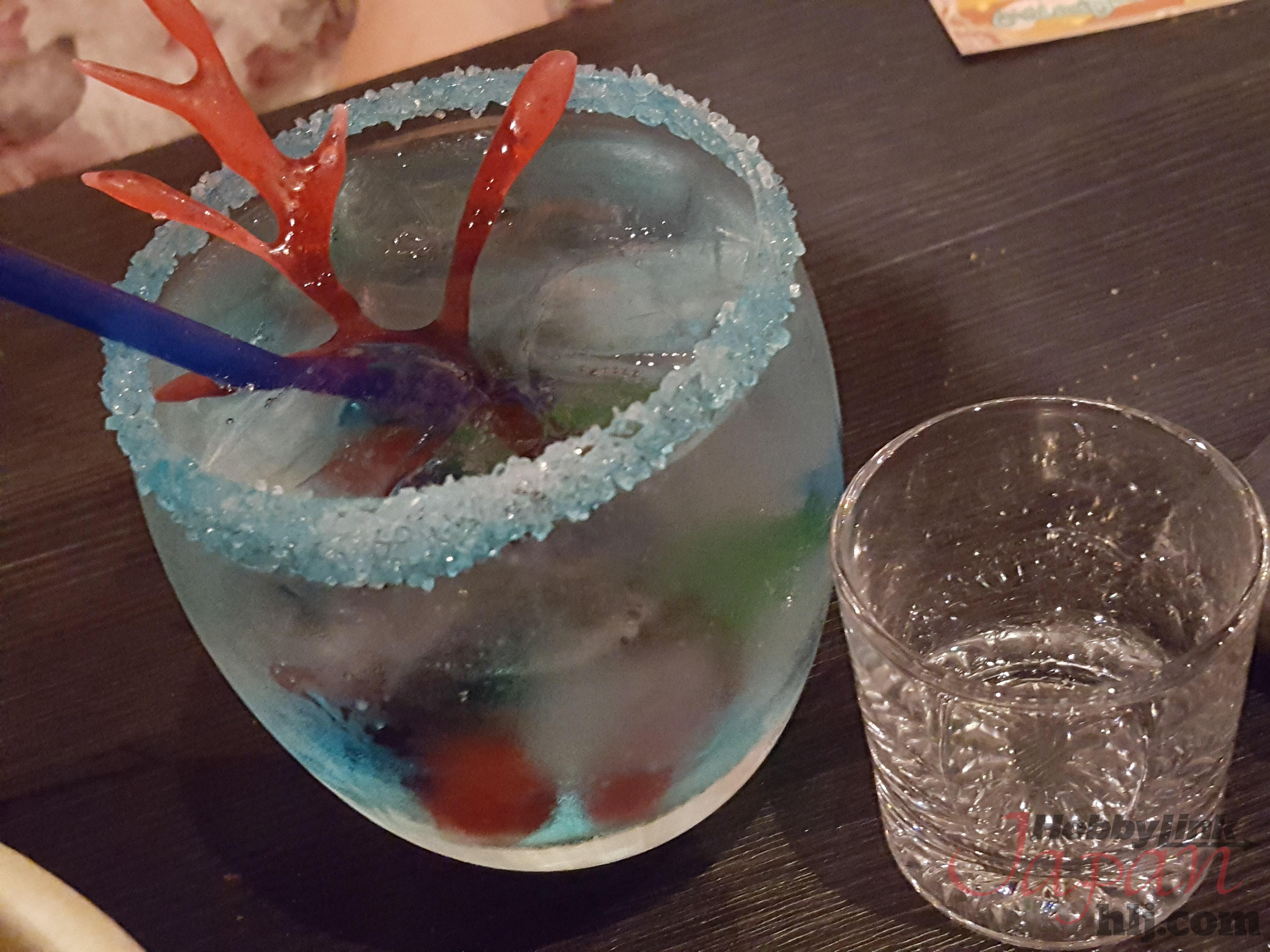 Kojin Love It! Blue Tamamizu Soda