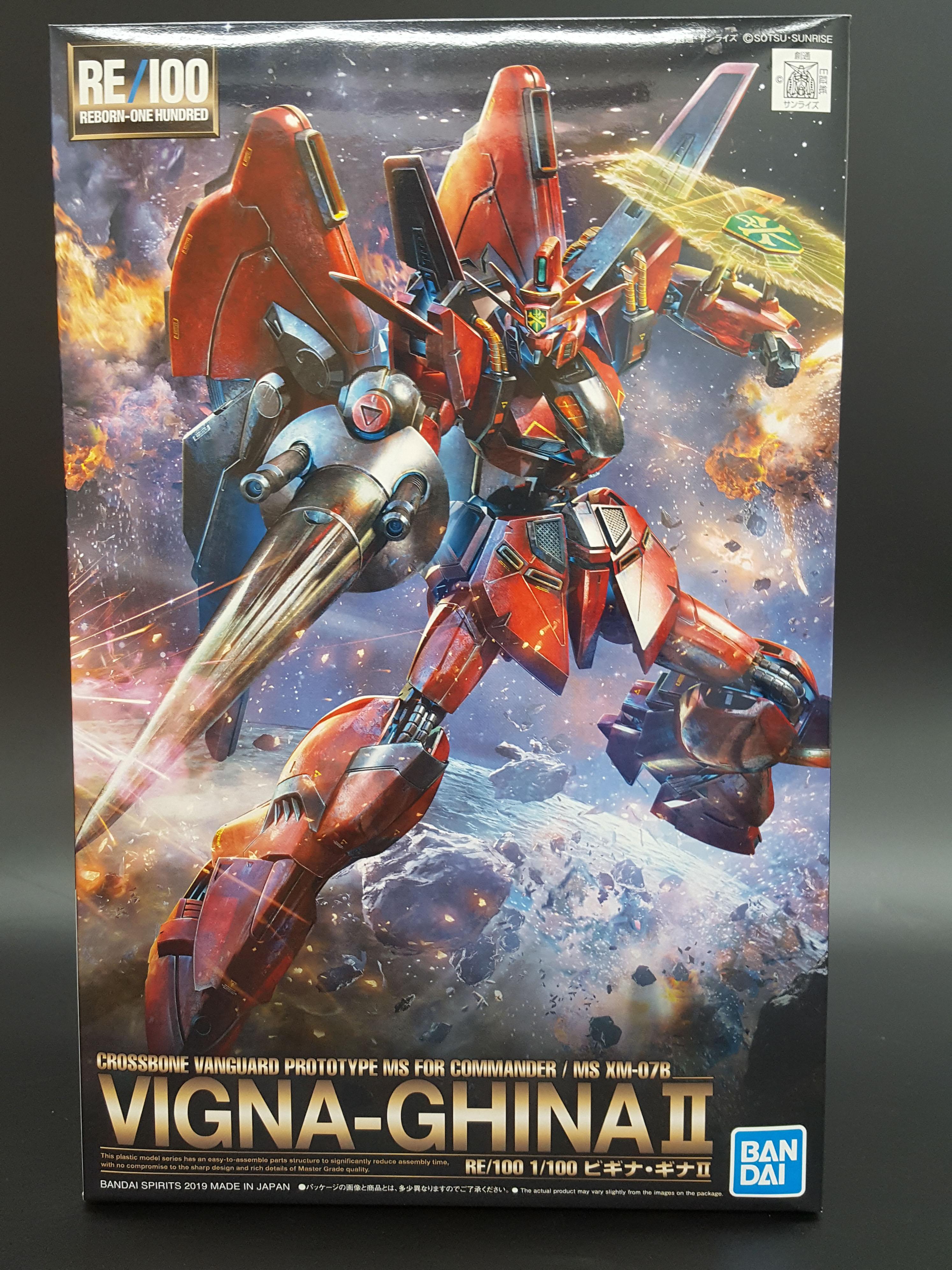 1/100 RE/100 Vigna Ghina II