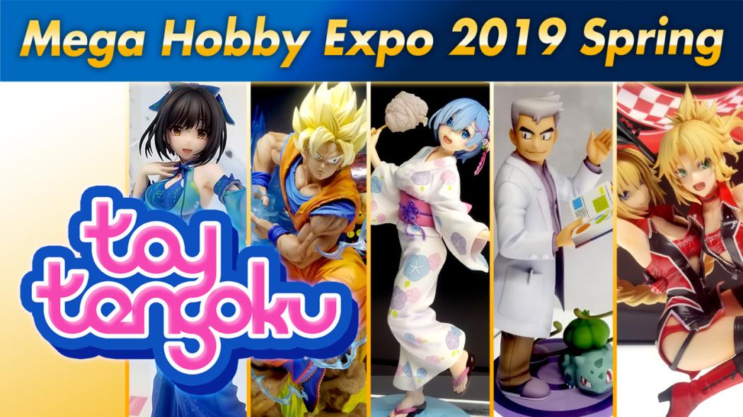 Mega Hobby Expo 2019 Spring
