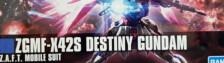 1/144 HGCE Destiny Gundam Unboxing