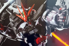 1/100 Hi-Resolution Model Gundam Astray Noir Unboxing