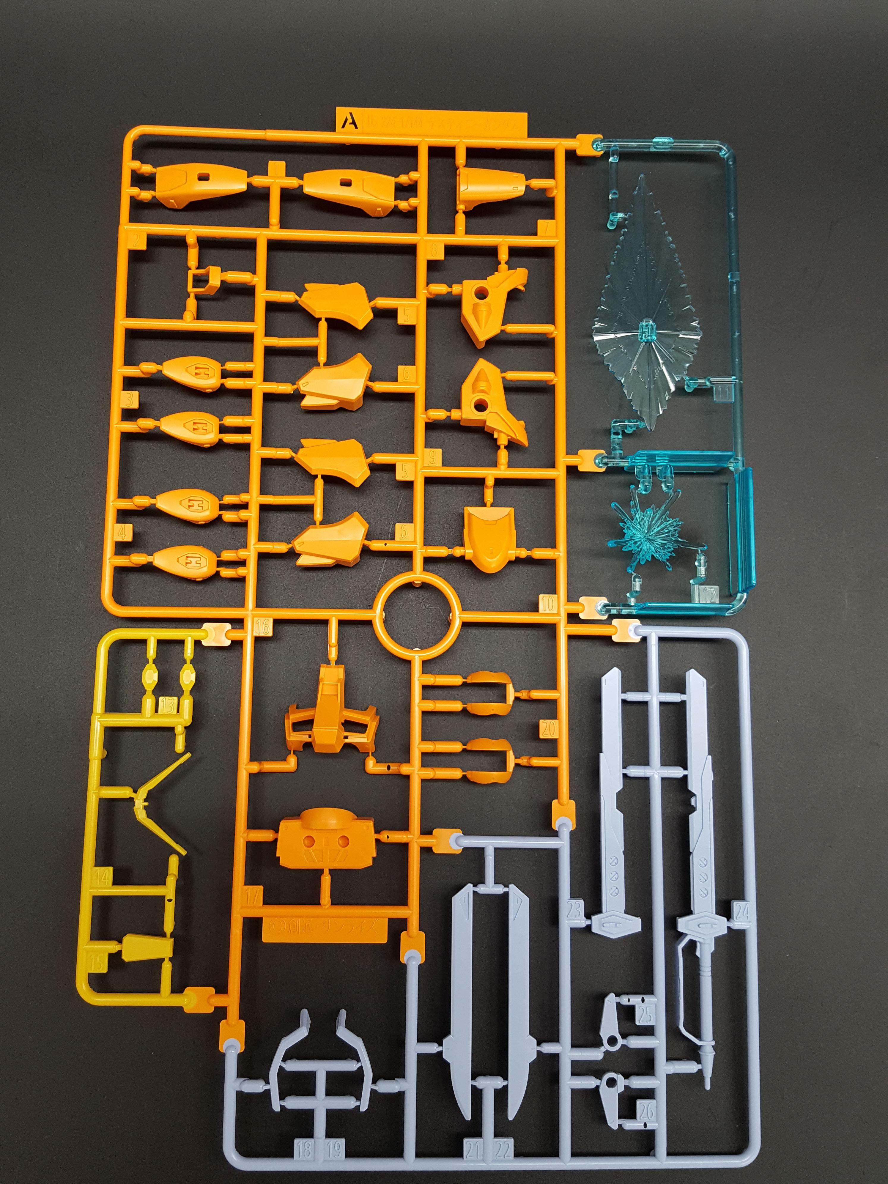 1/144 HGCE Destiny Gundam (Heine Use)